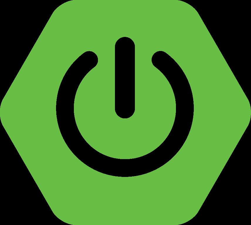 Sprinboot logo